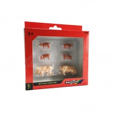 Models Britains  Pigs 1:32 B42812 Call for availability prior to ordering 057 9341734