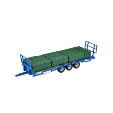 Models Britains  Kane Bale Trailer 1:32 B43218