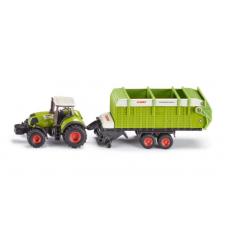 Models Siku Claas with Forage Wagon1:87  S1846