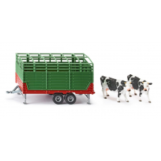 Models Siku Livestock Trailer 1:32 S2875 Call for availability prior to ordering 057 9341734