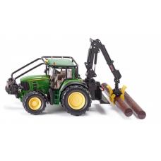 Models Siku JOHN DEERE Forestry Tractor 1:32 S4063