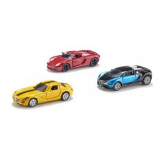 Models Siku Gift Set = 3 Cars  S6301