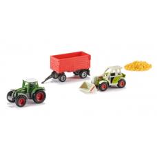 Models Siku Gift Set = 3 Agri Vehicles  S6304