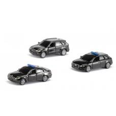 Models Siku Gift Set = 3 Cars  Black  S6306
