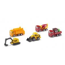 Models Siku Gift Set = 5 Trucks  S6283