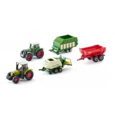 Models Siku Gift Set = 5 Agri Vehicles  S6286